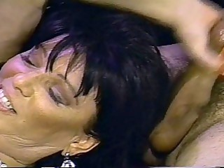 hawt vintage fuck action for this older honey