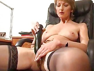 aged estelle lets watch her mama pussy