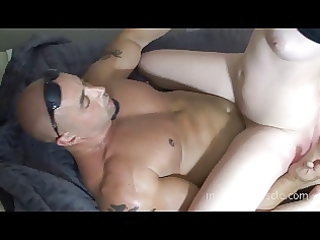 muscle chaps fucking abode wife