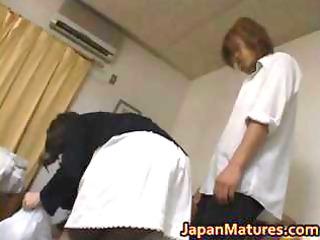 hitomi kurosaki fascinating aged part11