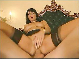 rich italian wife in stockings