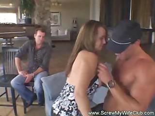 dark brown wife receives nailed by some other
