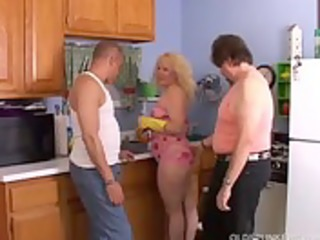 cute chunky d like to fuck spit roasted in the