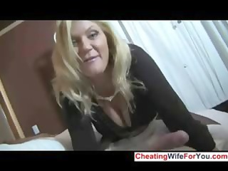 hawt d like to fuck gives great tugjob
