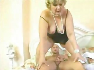 floozy mature wife and the young bull