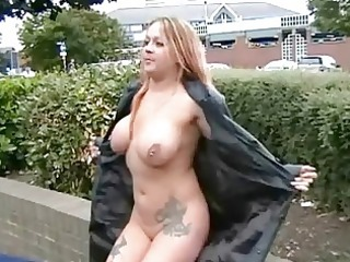 breasty d like to fuck ginas public nudity and