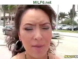 milf hunter picks up young dark brown d like to