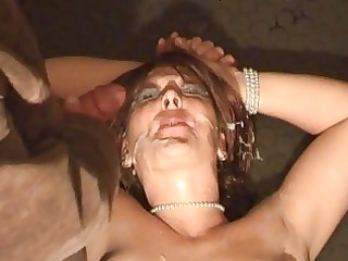amateur wife outlandish bukkake fetish