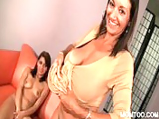 mother i and daughter stripping for sex