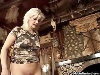 dirty blond mature wife t live without fucking