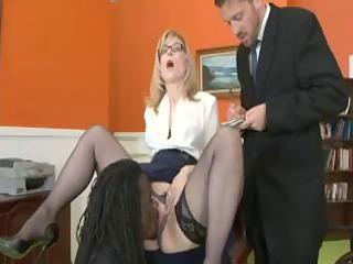 therapist watches milf nina hartley fuck biggest