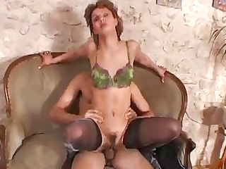 older acquires perverted with her younger dudes