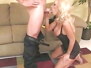 sassy mother i brittany andrews teaches a young