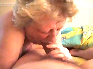 one more turkish granny blowin me