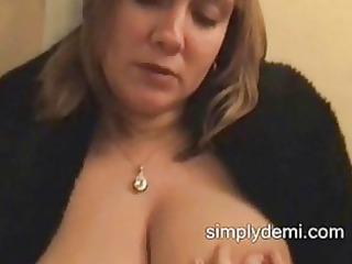 british wife in nylons masturbating