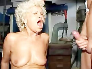 group-sex granny