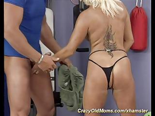 my hawt sporty mom needs hard sex