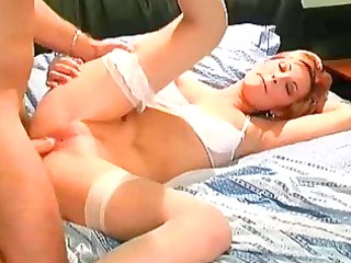 anal sex wives in nylons receive gangbanged in
