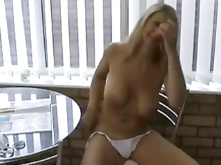 sexy d like to fuck in bikini playing with