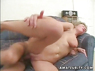 aged dilettante wife homemade fucking with