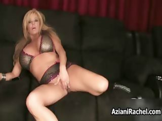 breasty golden-haired mother i goes crazy sex