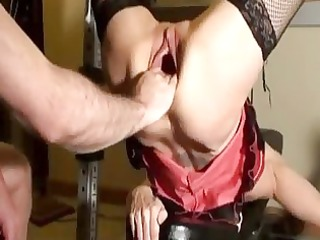sexually excited mother i fist fucked in her