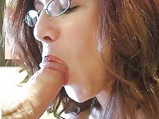 redhead momma with biggest love melons and