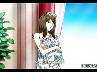 naughty busty anime wife hot fucking wetpussy