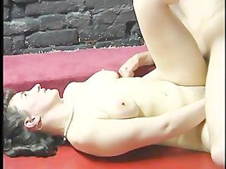 slender lad makes his wife cum