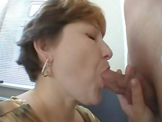 tanya is a short-haired older whore who does a