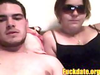 Nice mature bbw amateur babe homemade webcam sex