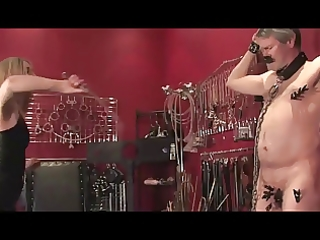 :- the femdom female-dominator &; the wife