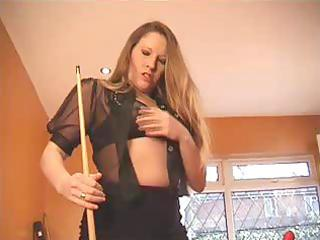 british mother i fay is dressed to fuck and is