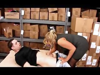 blonde d like to fuck warehouse whore