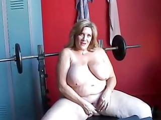 large mature solo pleasure