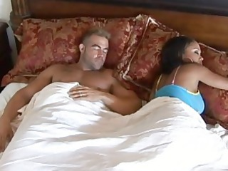 swarthy wife with large love melons cheating