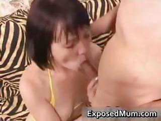 mama in yellow bikini craves to fuck part7