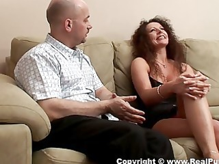 bewitching aged babe receives chap willing for