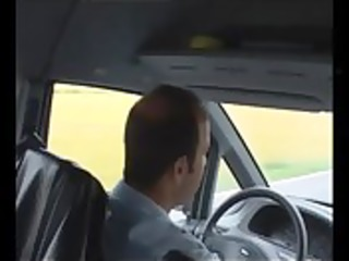 milf scopata nel furgone del sesso-italiana figa