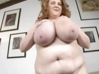 older chubby wench around oustanding chest