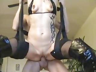 aged non-professional anal slut