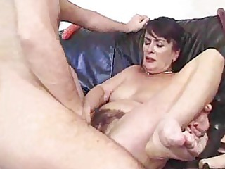 older and curly creampie whores