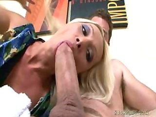 hot euro mamma desires some large american pounder