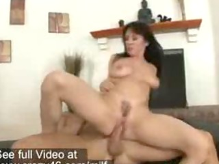 d like to fuck finds a large rod and takes him
