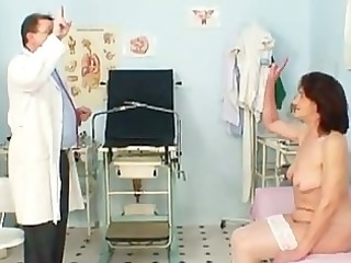 naughty older man doctor for granny lindas old