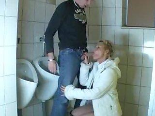 guy copulates a older in a public baths