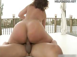mother i pornstar bella rides knob