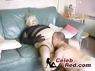 amateur big beautiful woman granny screwed by her