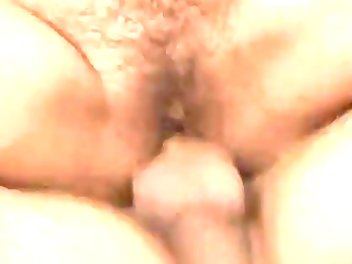 she is is milf, unshaved and golden-haired does
