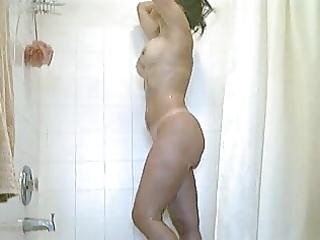 mother i in shower